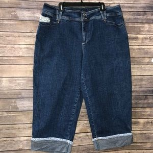 LA Blues stretch 22W Jeans